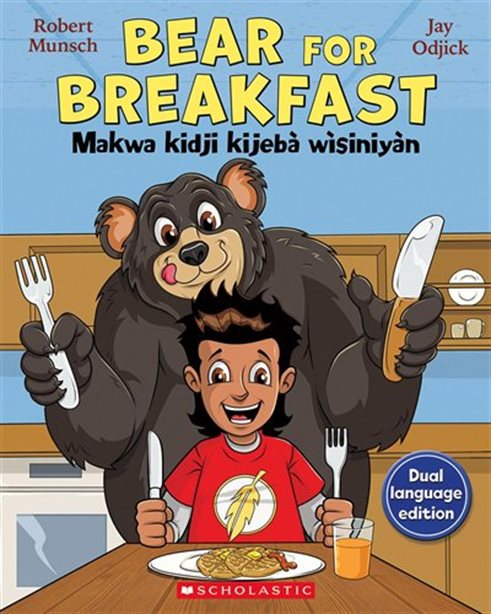 Bear For Breakfast/Makwa kidji kijebà wìsiniyàn