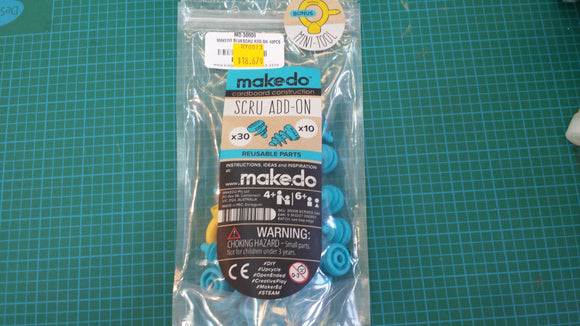 MakeDo™ 40 Piece Exp Kit with Mini Tool