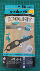 MakeDo™ Tool Kit - Base kit 30 PCS