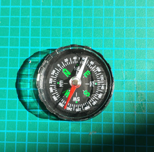 MAGNETIC COMPASS 45MM