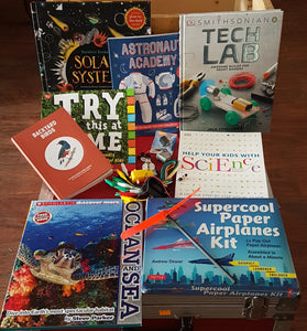 Grade 6 Family Science Curriculum Support Kit