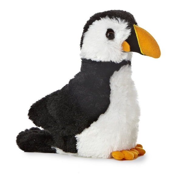 Mini Flopsie Puffin 8
