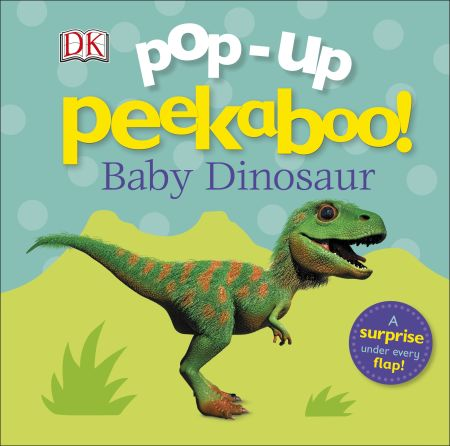 Pop-Up Peekaboo! Baby Dinosaur