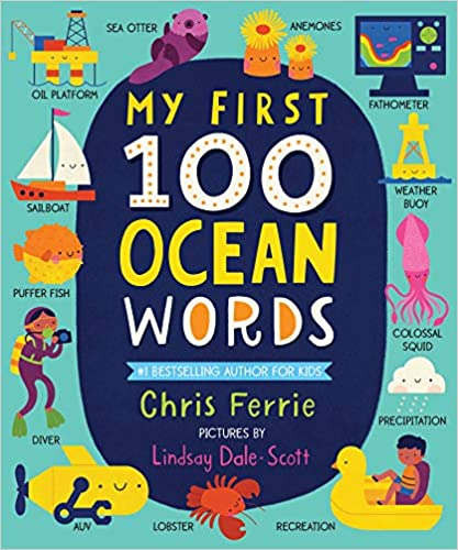 My First 100 Ocean Words