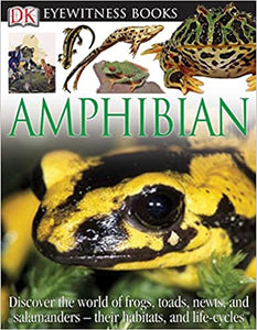 Eyewitness: Amphibians