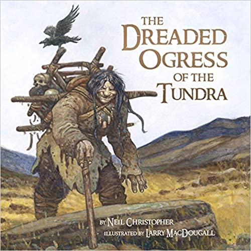 The Dreaded Ogress of the Tundra (Inuktitut)