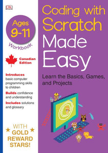 Coding with Scratch Made Easy (Ages 9-11)