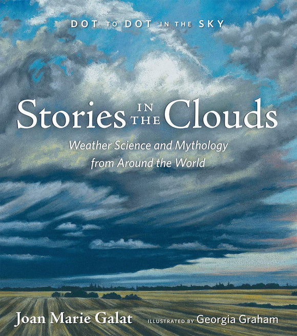Dot to Dot in the Clouds: Stories of the Weather