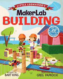 Little Leonardo's Makerlab Building