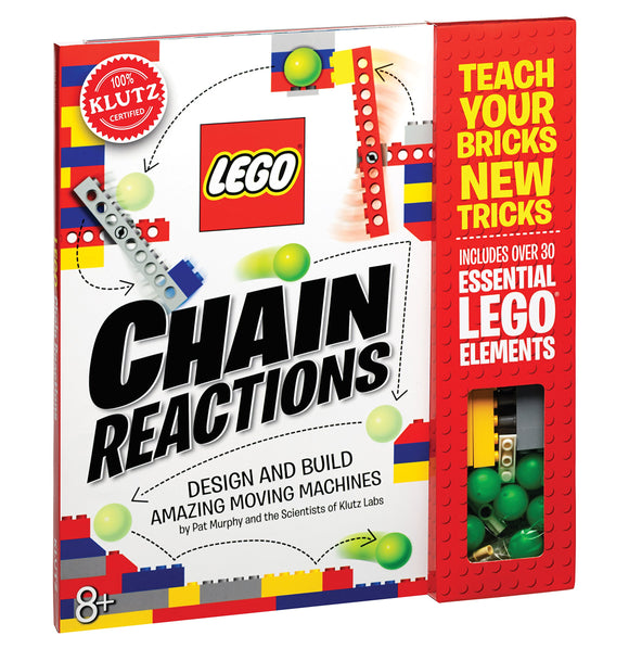 KLUTZ! LEGO Chain Reactions