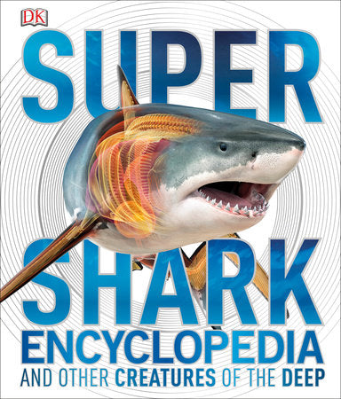 Super Shark Encyclopedia/Super Tiberones (English/Spanish)
