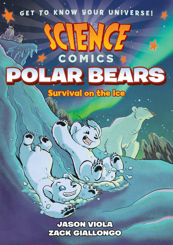 Science Comics: Polar Bears Survival on the Ice