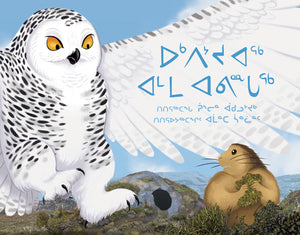 The Owl and the Lemming (Inuktitut)