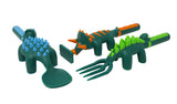 Set of Dino Utensils
