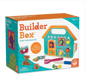 Builder Box House Construction Set
