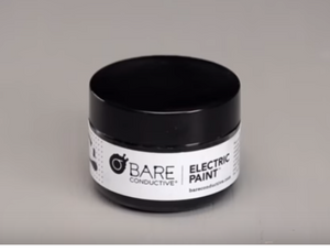 Bare Conductive Electric Paint Jar