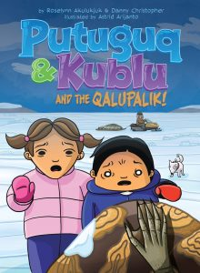 Putuguq & Kublu and the Qalupalik (English)