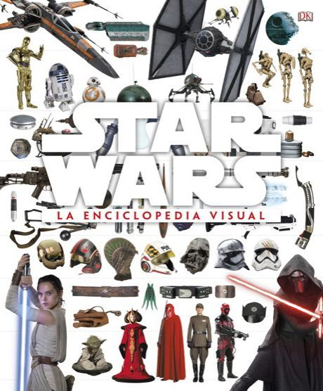 La Enciclopedia Visual de Star Wars