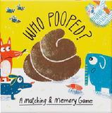 Who Pooped? A Match & Memory Game