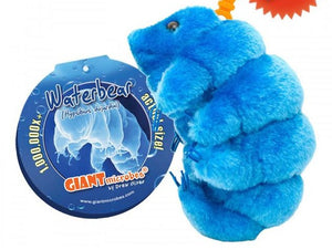 Giant Microbe Water Bear Keychain