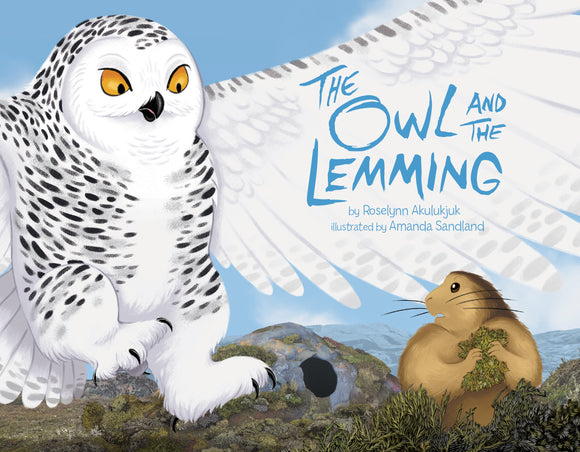 The Owl and the Lemming (English)