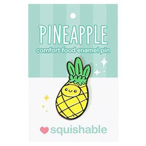 Squishables Enamel Pin Pineapple