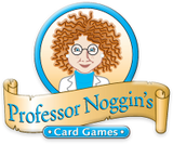 Professor Noggin's Card Games