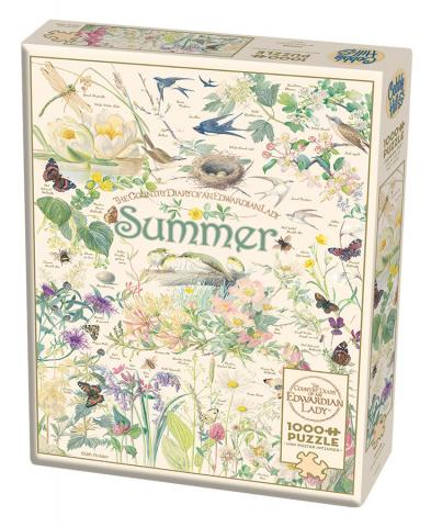 Country Diary: Summer Puzzle