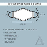 Supramorphous Ear Loop Face Mask
