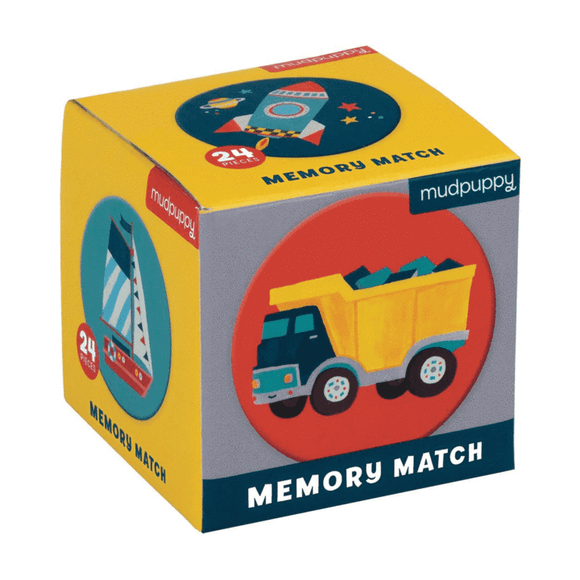 Memory Match Transportation
