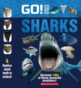 Go! Field Guide: Sharks