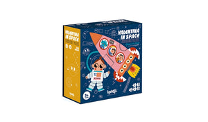 Valentina in Space (5 reversible puzzles)