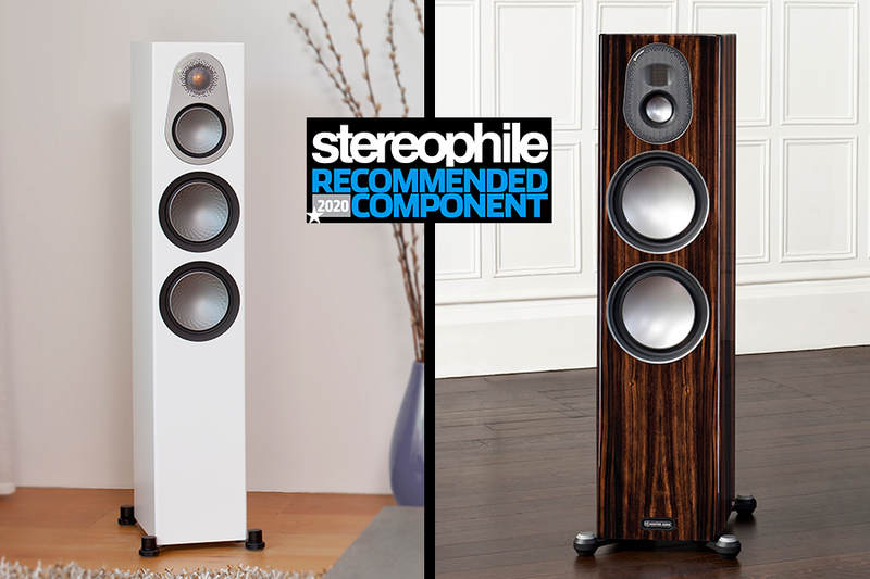 Gold 300 & Silver 300: Stereophile Recommended