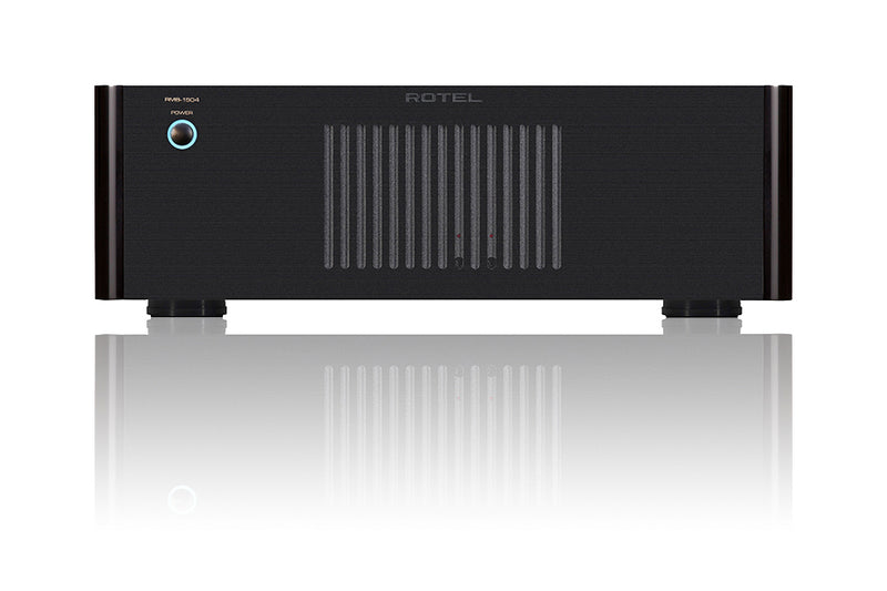 The New RMB-1504 Power Amplifier