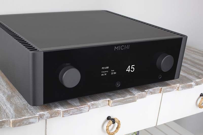 Introducing Rotel's Michi X3 & X5