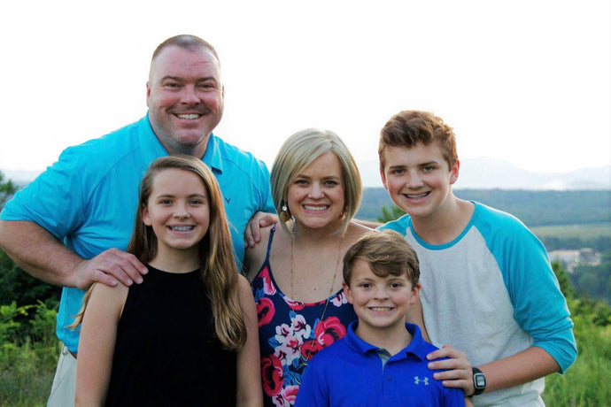 Sarcoma Survivor Stories - Meet Amy Mahaffey