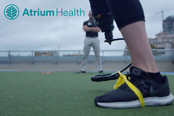Atrium Health: From a Foot Amputation to 5K in Six Months