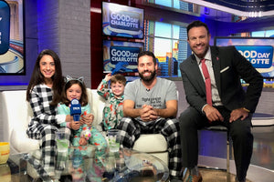 Did You Catch the Andrews Family on Fox 46 Charlotte?