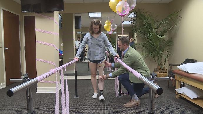 WKYT News: Move For Jenn Foundation Ends 2019 on a High Note