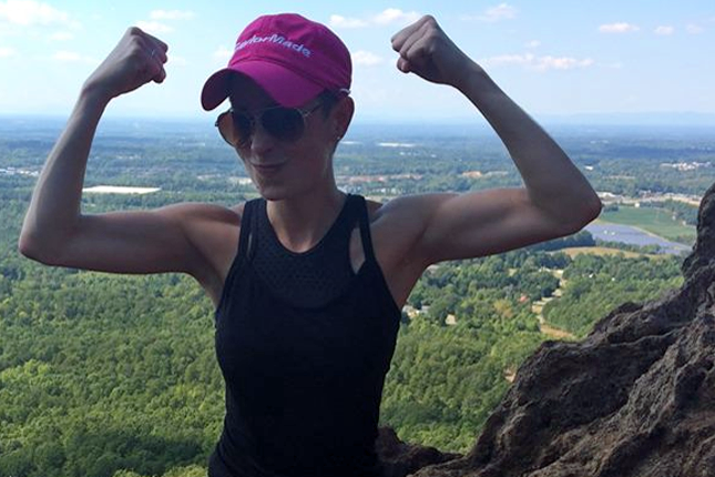 Sarcoma Survivor Stories - Meet Amber Powderly