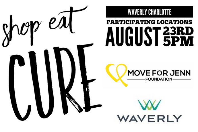 Shop, Eat, Cure at Waverly Charlotte