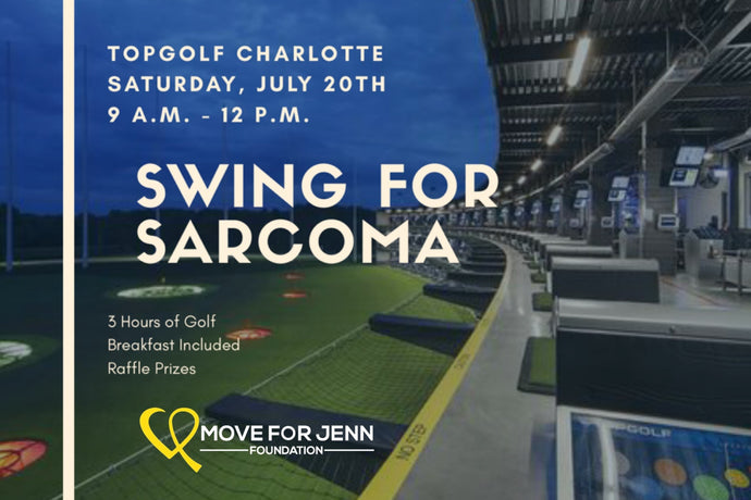 Swing For Sarcoma - A Sarcoma Cancer Fundraiser