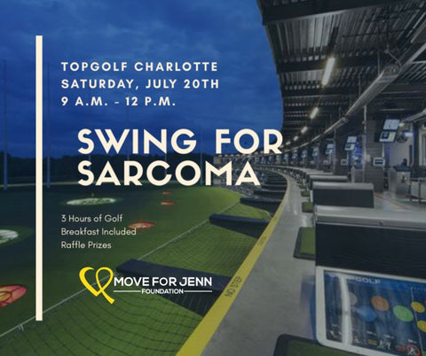 Swing For Sarcoma - A Sarcoma Fundraiser