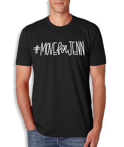 #MOVEforJENN T-Shirt - Mens