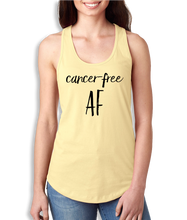 Cancer Free AF (And Fabulous) Tank - Women's