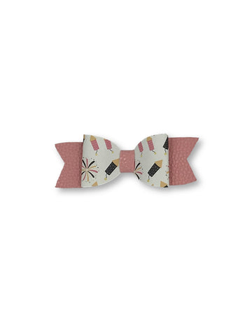 Firecrackers Hair Bows - Michelle's Gift Studio