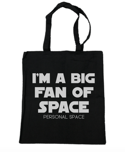 I'm a Big Fan of Space- Personal Space - Michelle's Gift Studio