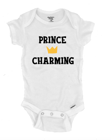 Prince Charming - Michelle's Gift Studio