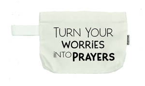 Turn Your Worries Into Prayers - Michelle's Gift Studio