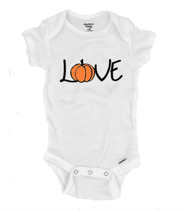 Love Pumpkin - Michelle's Gift Studio